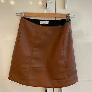 Babaton hopper skirt